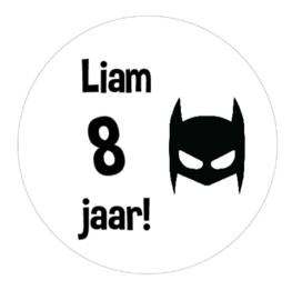 Stickervel superhero