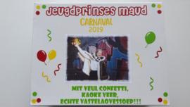 Herinneringsdoos carnaval