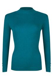 Esqualo - Sweater rib lurex