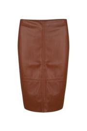 Esqualo - Skirt PU pencil