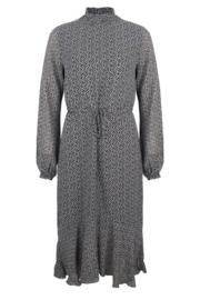 Esqualo - Dress minimal print