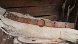 Bruin kleurenpalet brons kegel