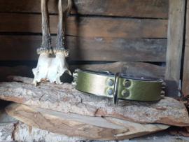 Bruin  Groen-Metallic Kegel