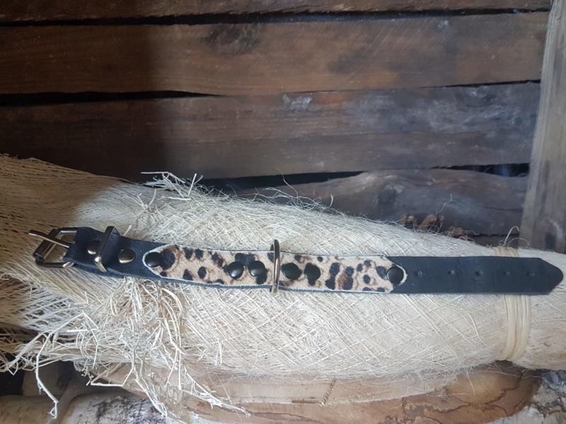 Zwart Gold Chita Vacht 2cm