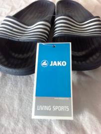 Jako bad/sport slippers Blauw maat 37