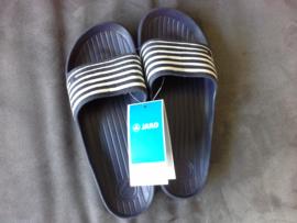 Jako bad/sport slippers Blauw maat 39