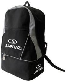 Jartazi (voetbal) Rugzak Zwart 25 liter