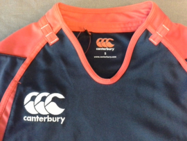 Canterbury Challenge Jersey Navy/Scarlet - S