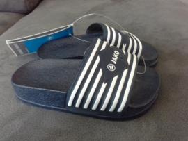 Jako bad/sport slippers Blauw maat 28