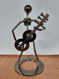 Draadfiguur  klassieke gitarist