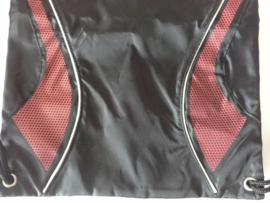 Jako Rugzakje Zwart/rood