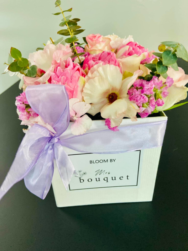Flower Box S Just Pinky