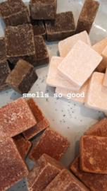 geurblokje amber, vanille of musk