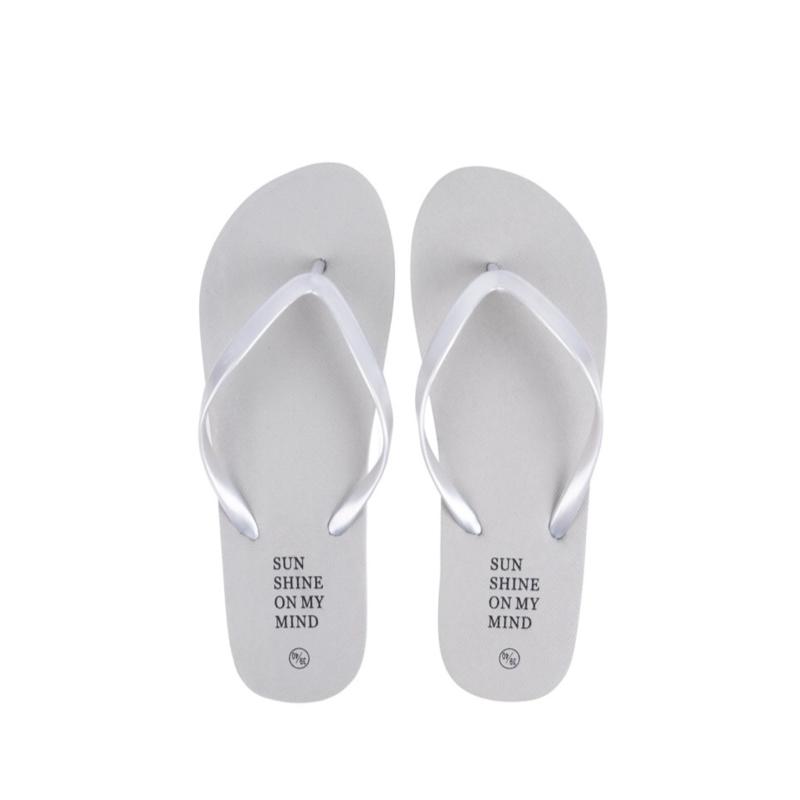 slippers sunshine on my mind