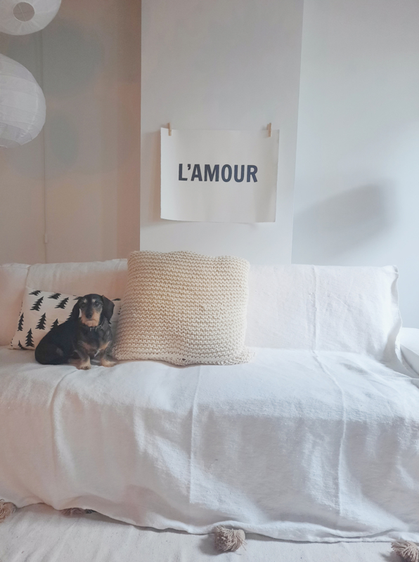 """poster L""""AMOUR"""