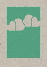 Riso print wolk | jwtwel | Hartjeswinkel