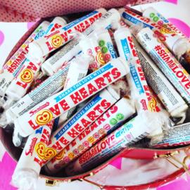Rol snoepjes - Hartjeswinkel