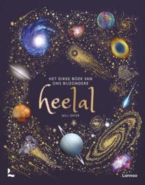 Het dikke boek van ons bijzondere heelal | Will Gater