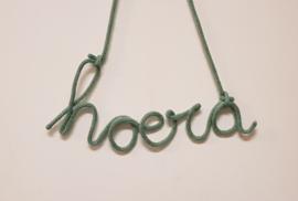 Punnikwoord Hoera