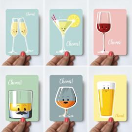 Cheers - Meerdere varianten
