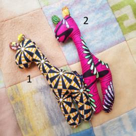 Giraffe knuffel   Sientje   Meerdere kleuren