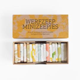 Minizeepjes | Werfzeep