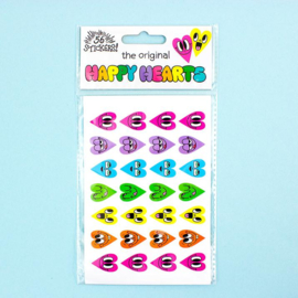 Happy Hearts 56 stickers | Hartjeswinkel