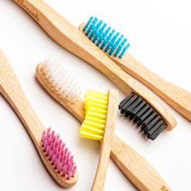 Bamboe tandenborstel volwassenen | Humble Brush