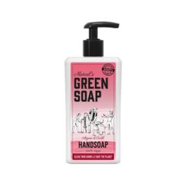 Handzeep 500 ml   Marcel's Green Soap   Meerdere geuren