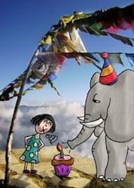Happy mail - Nepal