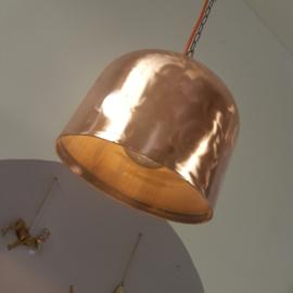 Koper hanglamp | LJ Maakt