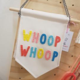 Muurvlag Whoop Whoop