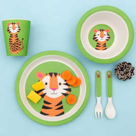 Dinerset | Teddy the Tiger