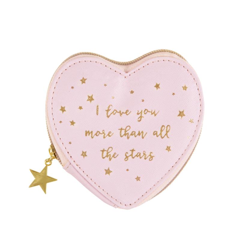 Portemonee 'I love you' - Bybean