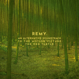 CD 'An alternative soundtrack to the motion picture The Red Turtle'