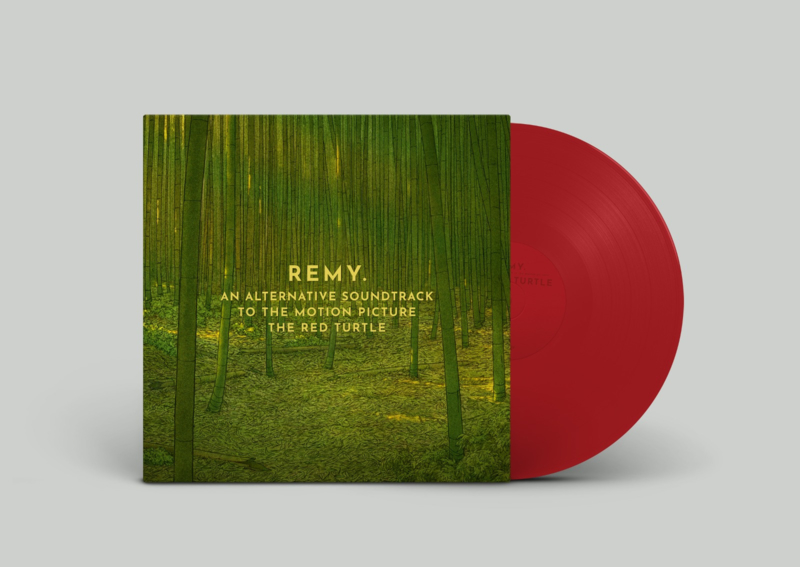 LP 'An alternative soundtrack to the motion picture...'