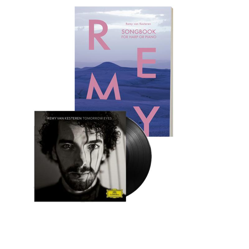 REMY. Songbook + Tomorrow Eyes LP