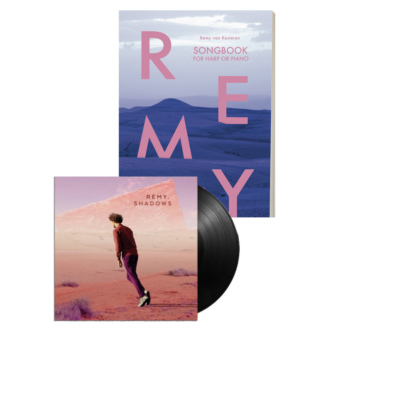 REMY. Songbook + Shadows LP