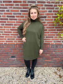 COL DRESS - GROEN