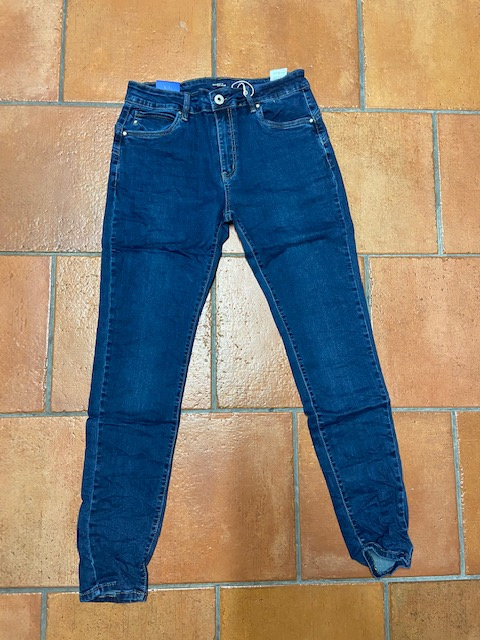 NORFY JEANS - 7075 BLAUW