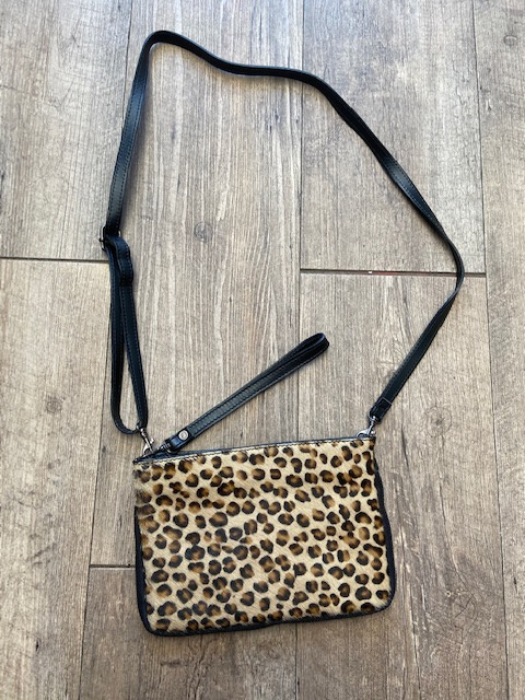 LEATHER LEOPARD