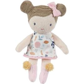 Little Dutch Knuffelpopje Rosa 10 cm