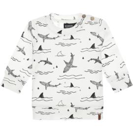 Kidooz T-shirt Longsleeve Haai