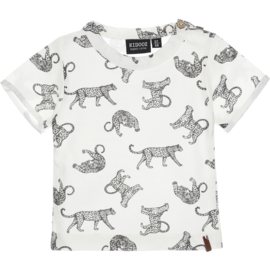Kidooz T-shirt Shortsleeve Panter