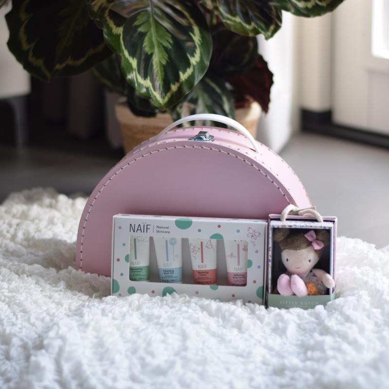 Cadeauset | Rosa & Naif