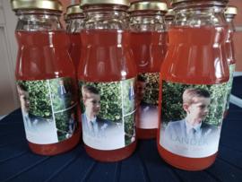 appel - aardbeiensap 200ml  geschenk