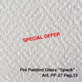 Glasweefsel spack PP-27