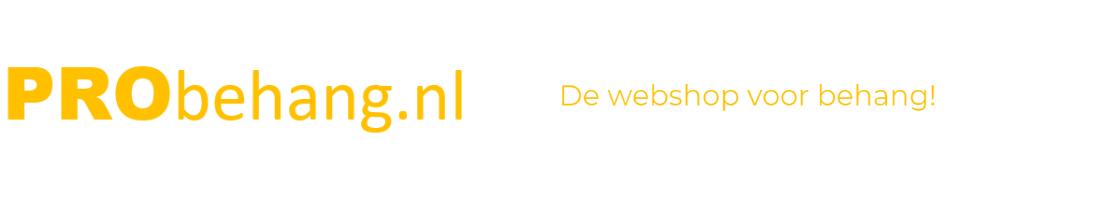 PRObehang.nl De webshop voor behang!