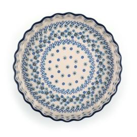 Pie Dish Winter Garden 23 cm