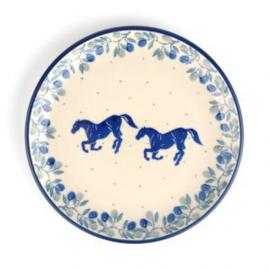 Cakedish 16 cm Horse
